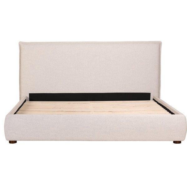 Maidste Queen Upholstered Platform Bed by Brayden Studio