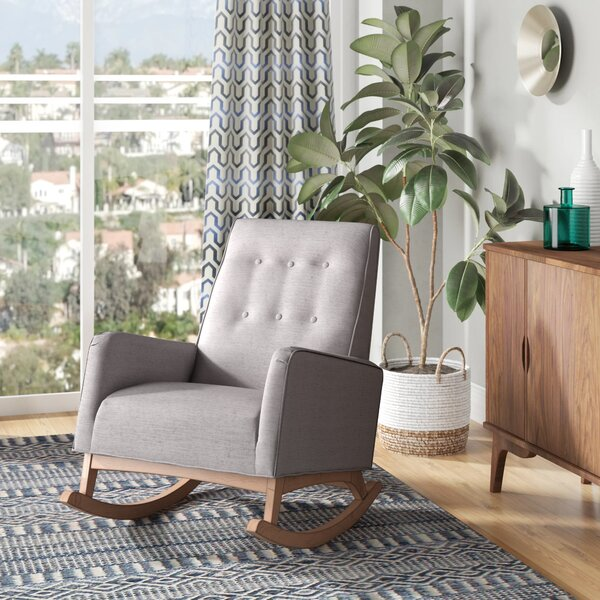 Cranford Rocking Chair By Corrigan Studio