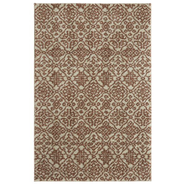 Mohawk Laguna Seville Coral Area Rug by Under the Canopy