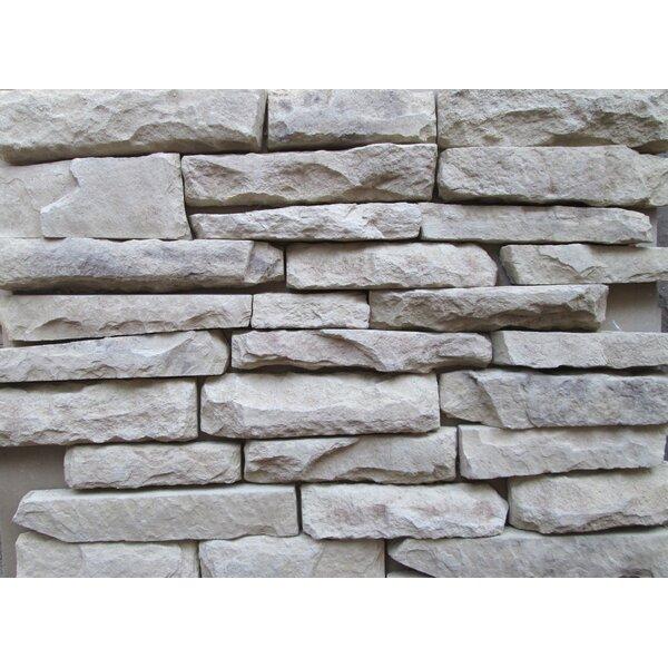 Border Trail Random Sized Concrete Composite Rock Exterior Tile in Calgary by Emser Tile