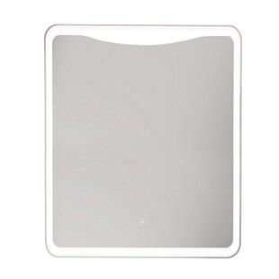 Great Price Keziah LED-Backlit Bathroom / Vanity Mirror ByOrren Ellis