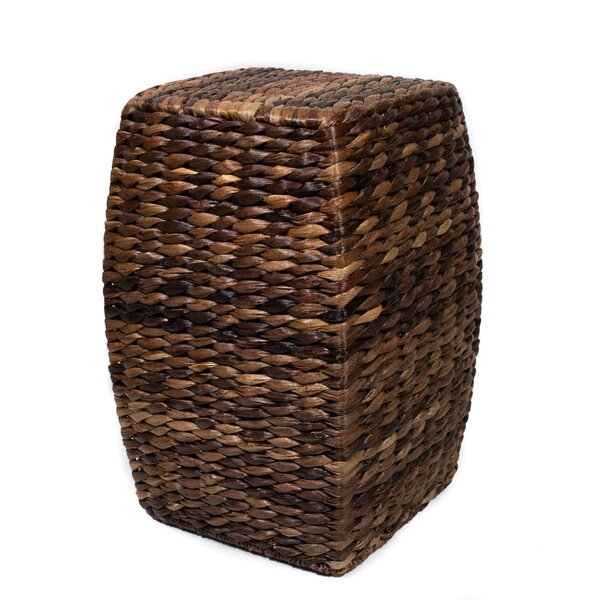 Seagrass Accent Stool by BirdRock Home