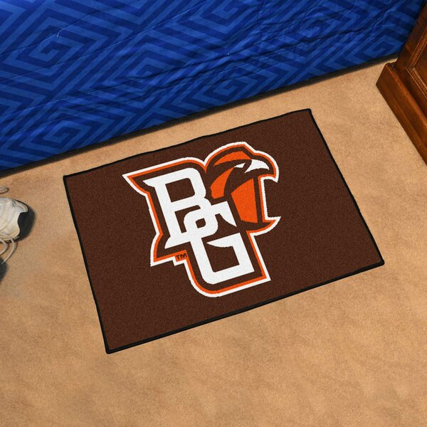 NCAA Bowling Green State University Starter Doormat by FANMATS