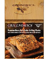 Grillnomics Wood Plank (Set of 10) by Gronomics