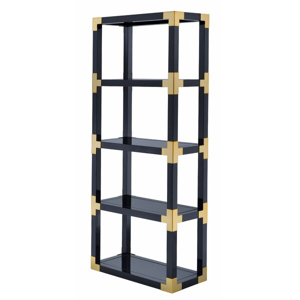 Katherin Etagere Bookcase by Everly Quinn