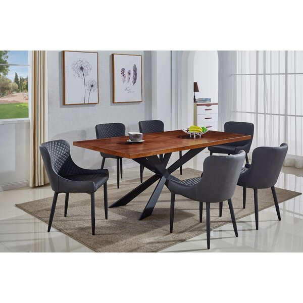 Dupont 7 Piece Dining Set by Mercury Row