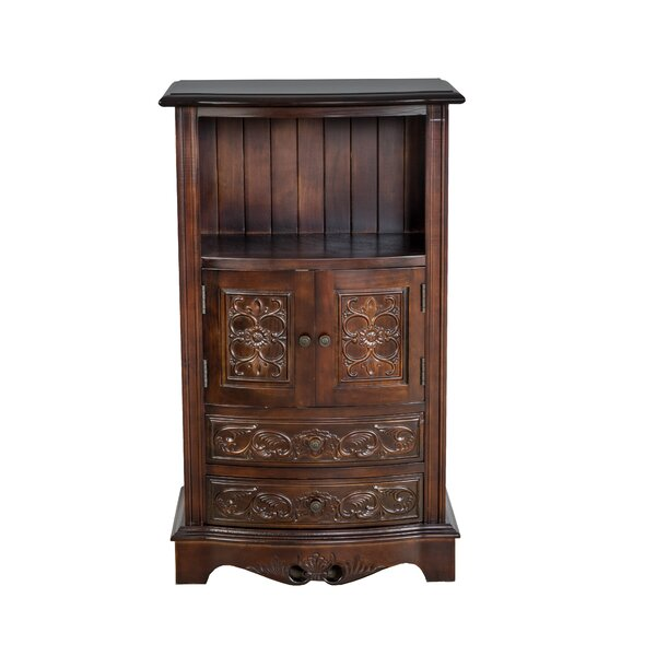 Eaddy 2 Door Accent Cabinet by Astoria Grand Astoria Grand