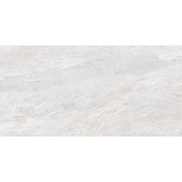 Milestone 12 x 24 Porcelain Field Tile in White by Emser Tile