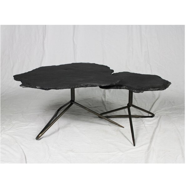 Anding 2 Piece Coffee Table Set by Foundry Select