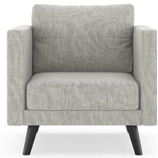 Crisfield Armchair by Corrigan Studio