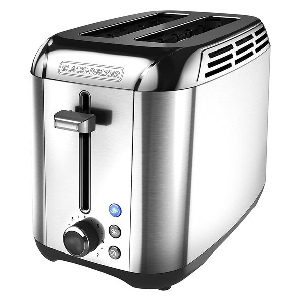 2-Slice Toaster by Black + Decker