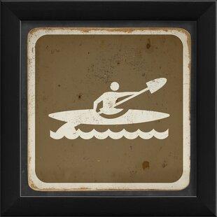 Kayaking, Canoeing & Rafting Palm 3d Canoe 48 Inch Float Bag Aesthetic Appearance