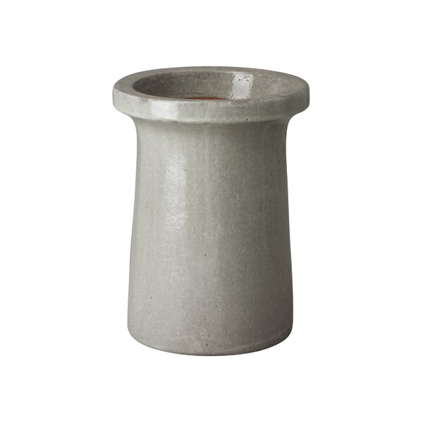 Konnor Small Ceramic Pot Planter by Bungalow Rose