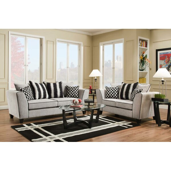 Turnbow 2 Piece Living Room Set by Red Barrel Studio