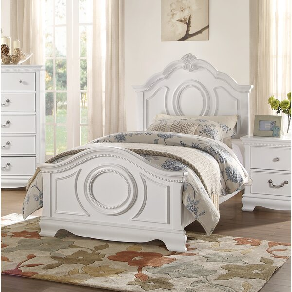 Offerman Panel Bed by Harriet Bee
