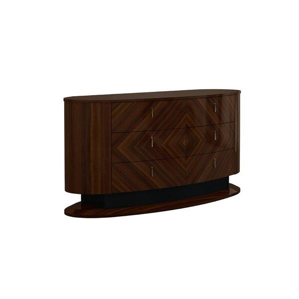 Dussault 6 Drawer Dresser by Orren Ellis