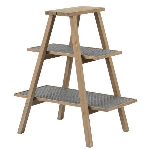 Patio Furniture Stimson Shelf - Natural Brown