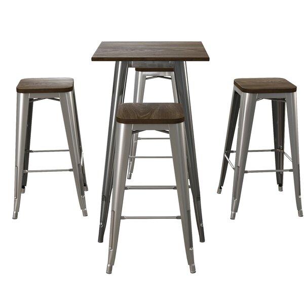 Fortuna Pub Table by Trent Austin Design