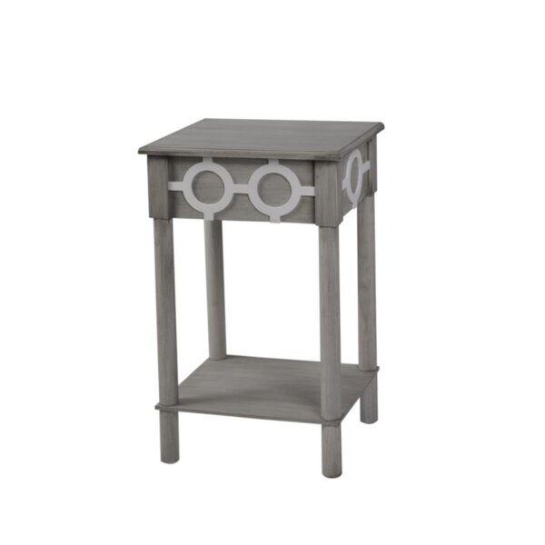 Blondell End Table by Highland Dunes