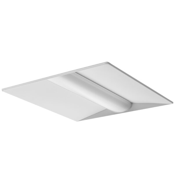 BLT Series Low Profile Recessed Troffer LED Semi Flush Mount by Lithonia Lighting