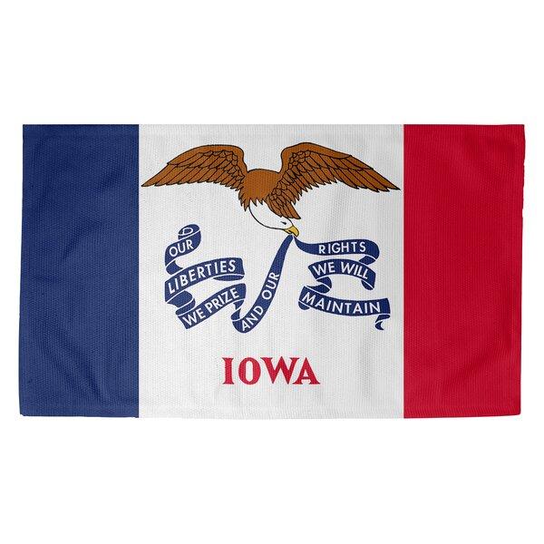Fawcett Lowa Flag Dobby Indoor Doormat