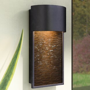 Looking for Borchers 1-Light Outdoor Sconce By Zipcode Design