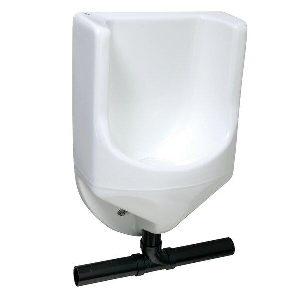 Kalahari Bottom Drain Urinal by Waterless