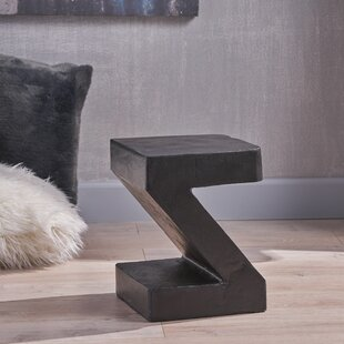 Best Price Hunt Light-Weight Concrete Accent Table ByWrought Studio