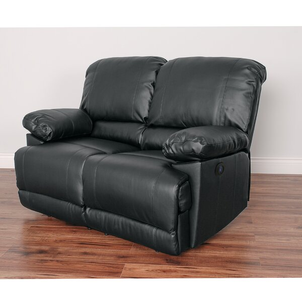 Get Great Deals Coyer Reclining Loveseat by Red Barrel Studio by Red Barrel Studio