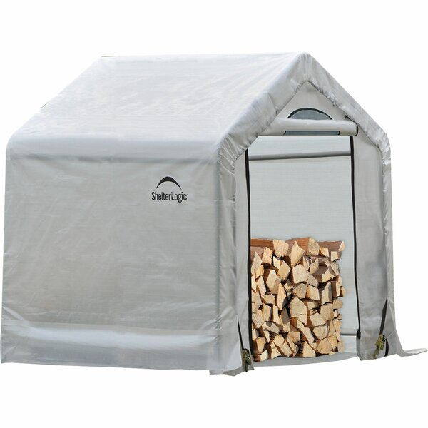 3 Ft. x  5 Ft. Plastic Log Store by ShelterLogic