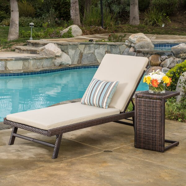 Witte 4 Piece Rattan with Cushions by Wrought Studio