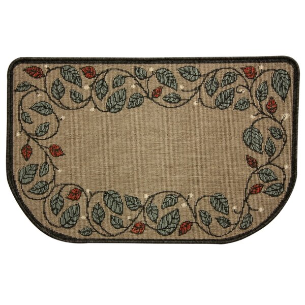 Reliance Slice Berry Vine Area Rug by Bacova Guild