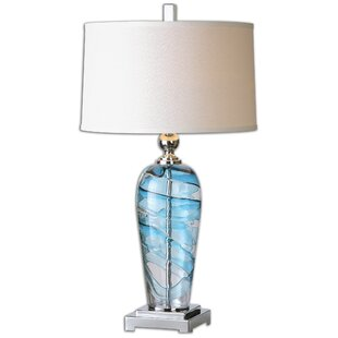 Great choice Eastweald 31.5 Table Lamp By Rosecliff Heights