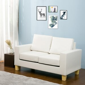 Seda Modern Loveseat by Latitude Run