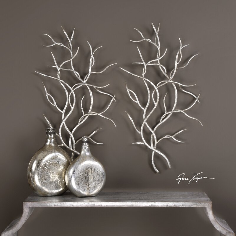 Loon Peak Branches Wall Décor Reviews