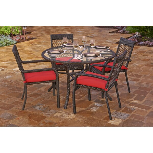 Beacon 5 Piece Dining Table Set by Northlight Seasonal