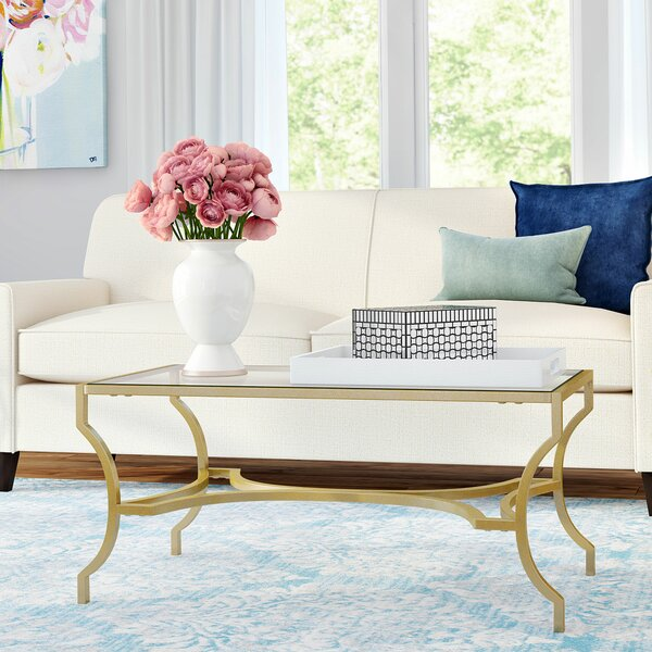Odalis Coffee Table by Willa Arlo Interiors