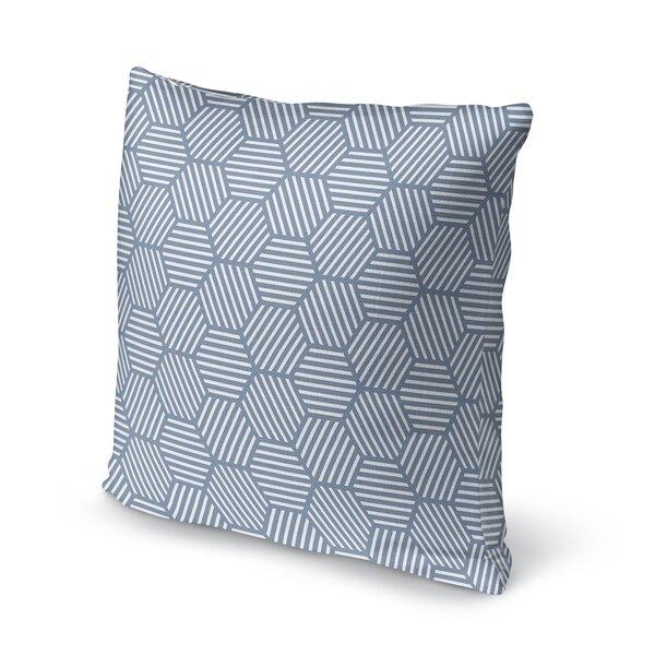 Menendez Indoor/Outdoor Throw Pillow