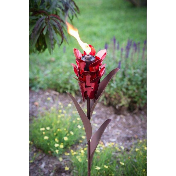 Ginger Garden Torch by Desert Steel
