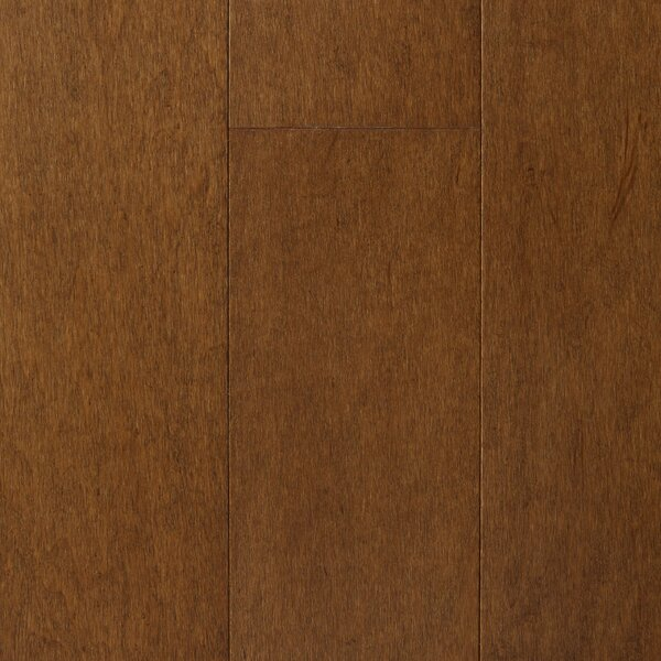 Brussels 3 Engineered Maple Hardwood Flooring in Syrup by Branton Flooring Collection