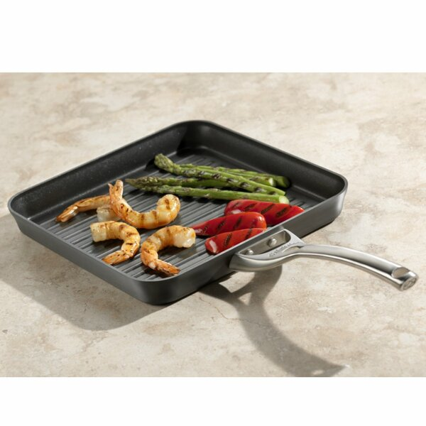 Contemporary Nonstick 11 Grill Pan by Calphalon