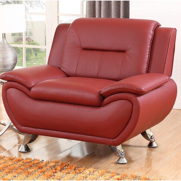 Neumann Armchair By Orren Ellis