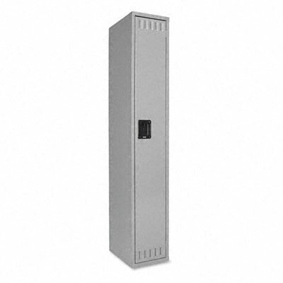 Tennsco 1 Tier 1 Wide School Locker by Tennsco Corp.