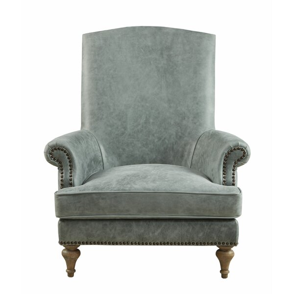 Cottage Accent Wingback Chair by Harbor House Harbor House
