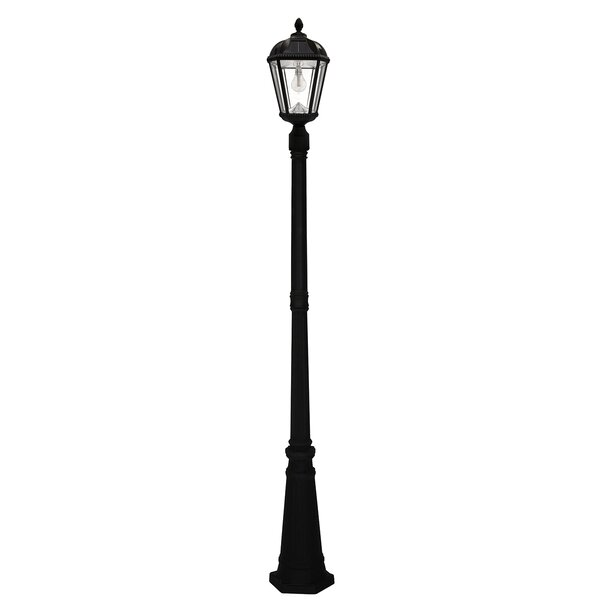 Royal Solar Powered 11-Light LED 87 Post Light by Gama Sonic