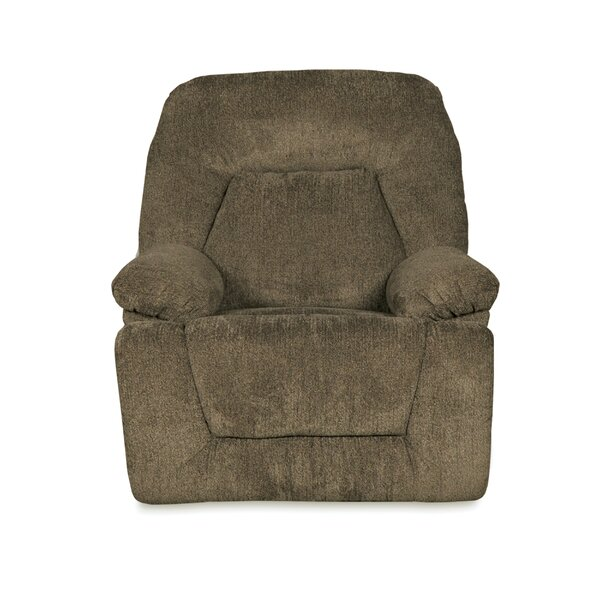 Madison Manual Rocker Recliner by Revoluxion Furniture Co.