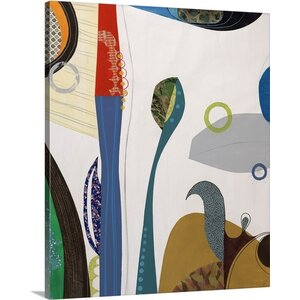 'Wonder Park' by Sydney Edmunds Graphic Art Print on Canvas by Great Big Canvas