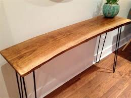 Compare Console Table ByNorthwest Live Edge