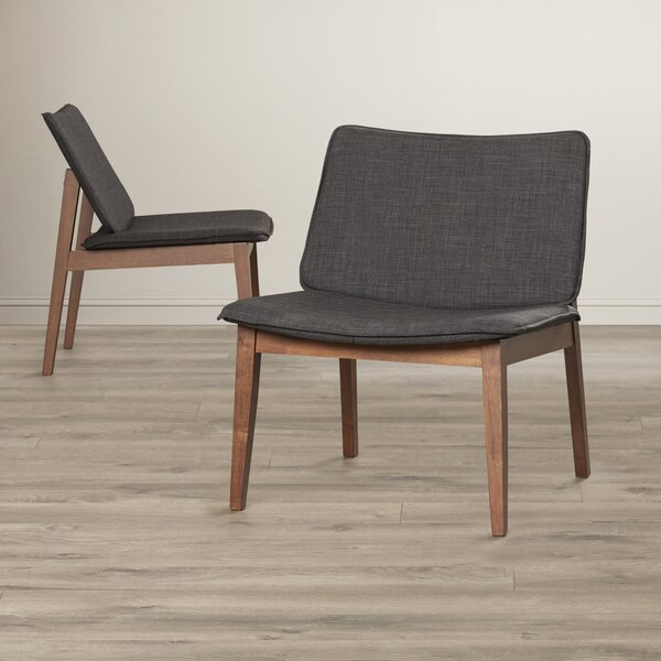 Newburgh Modern Side Chair (Set of 2) by Langley Street