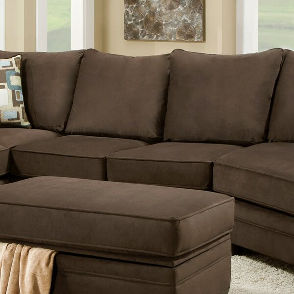 Cupertino Armless Loveseat by Chelsea Home